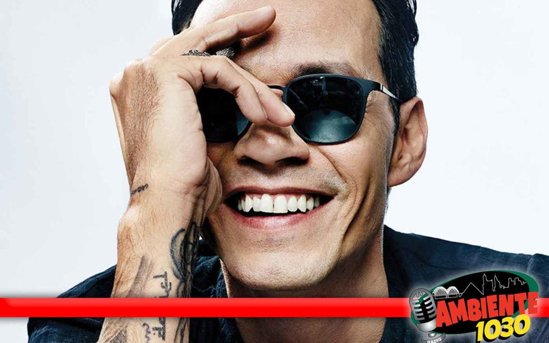 Marc Anthony cantará en los Latin Billboards