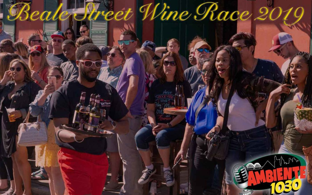 Beale Street Wine Race