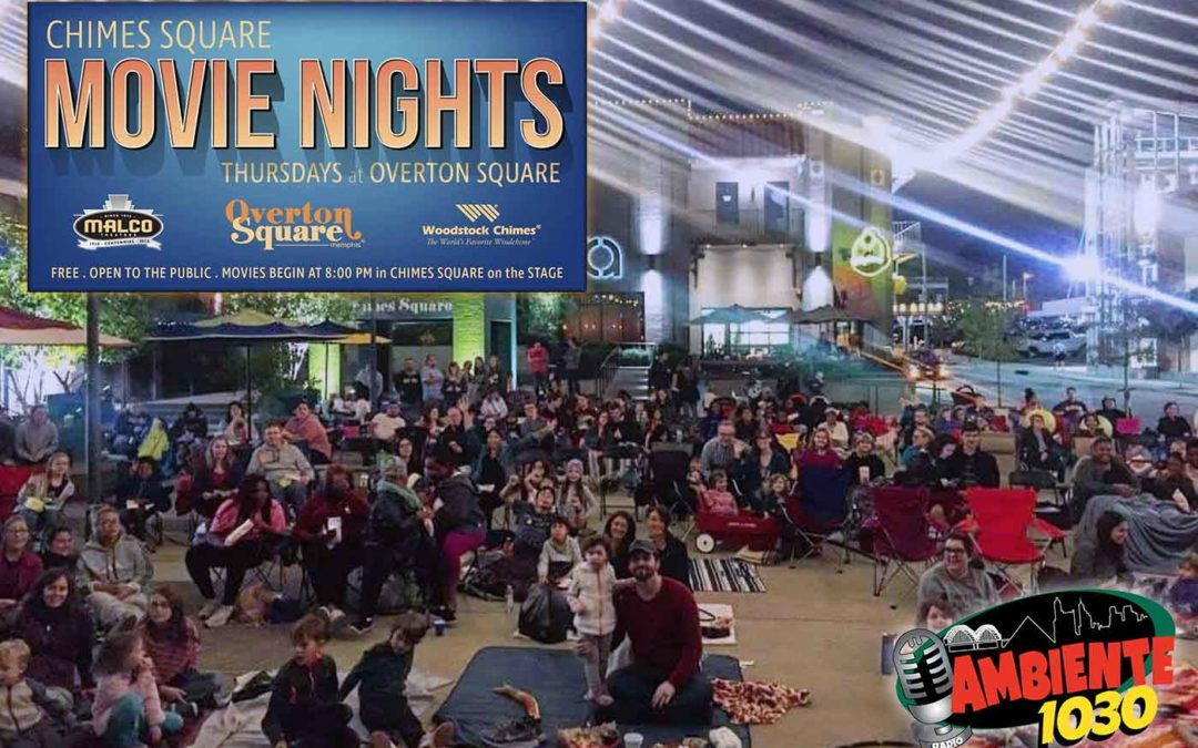 Chimes Square Movie Nights
