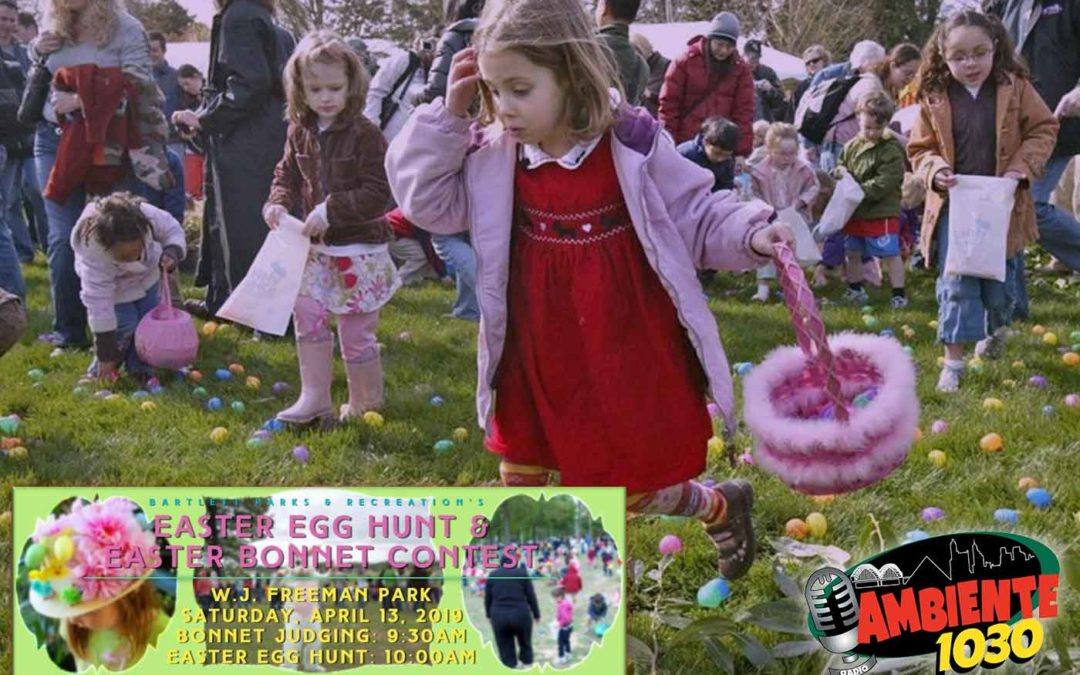 Easter Egg Hunt & Easter Bonnet Contest