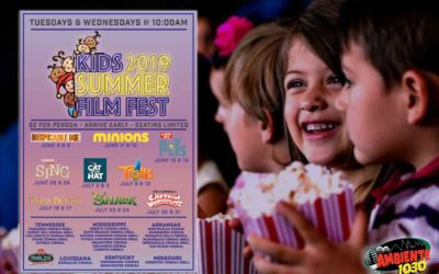 MALCO: Kids Summer Film Fest 2019