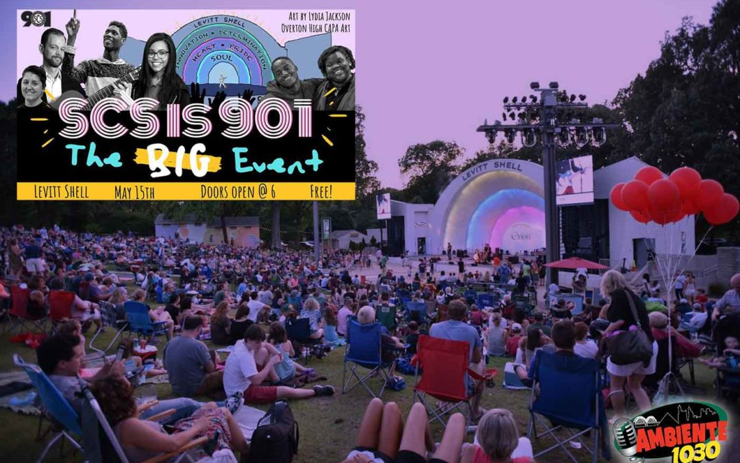The Big Event at Levitt Shell
