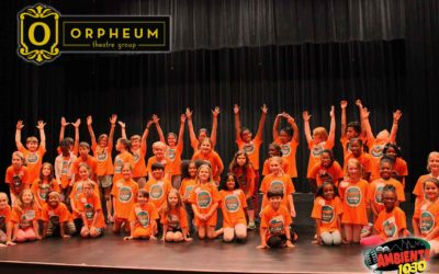 The Orpheum Summer Camp Series 2019