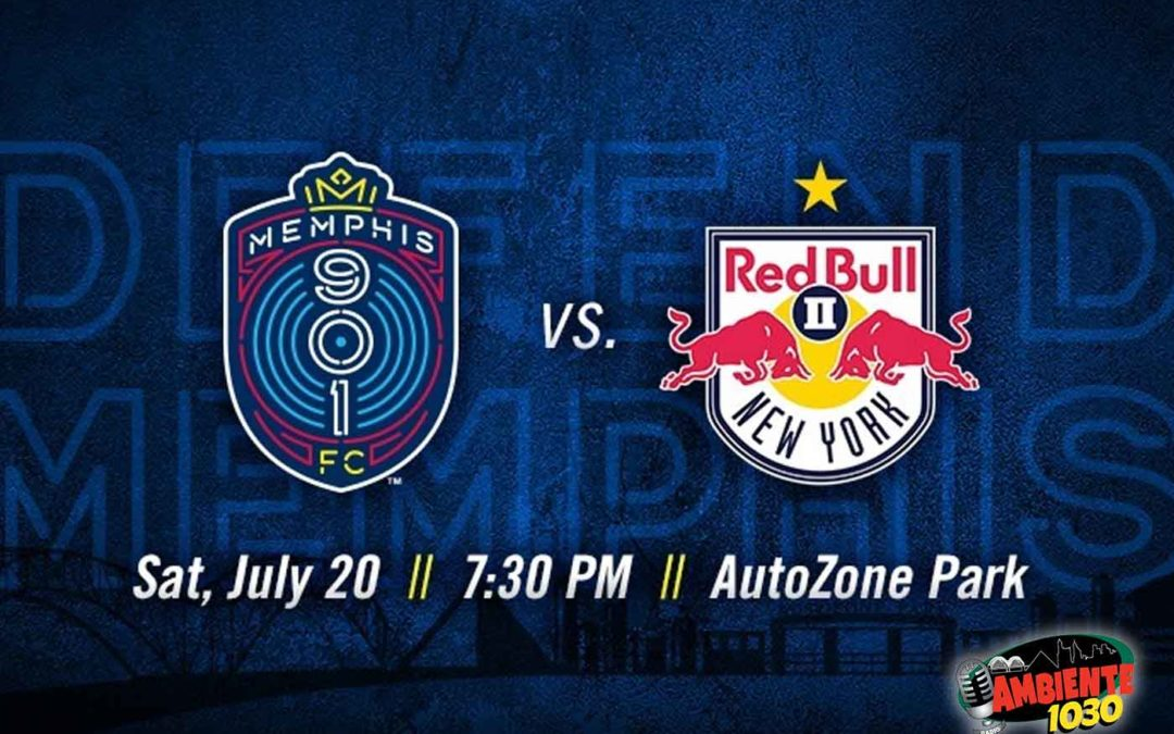 Memphis 901 FC vs Red Bull New York