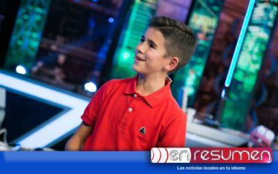 Antonio García, niño programador de más de 100 videojuegos