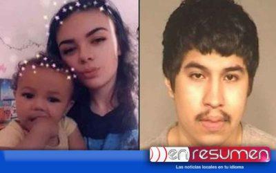 Ella lo rechazó en una fiesta y él le disparó a su bebé en la cabeza