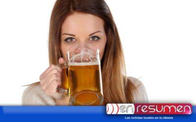 Beber cerveza es mejor que usar crema antiarrugas, según estudios